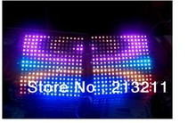 16*16 256 LED 5050 Pixel WS2812B built-in Digital Flexible LED Panel WS2811 RGB full Individually Color DC5V Free shipping(China (Mainland))