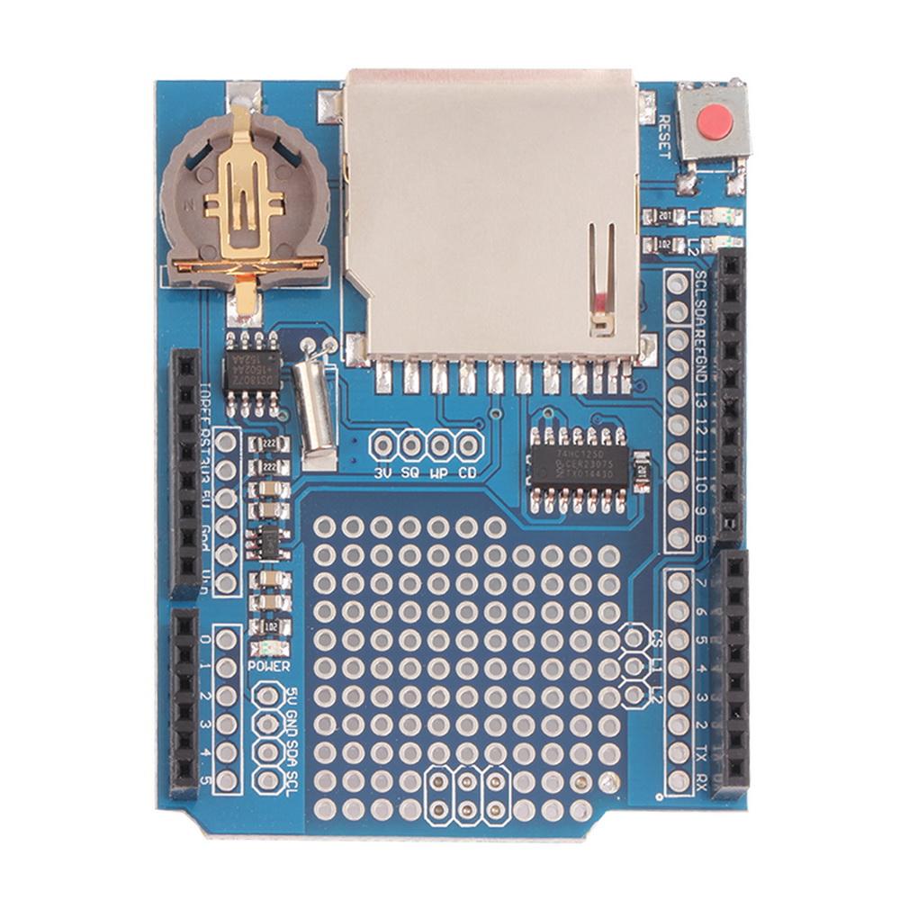 New Logging Recorder Data Logger Module Shield XD-204 for Arduino UNO SD Card Professional hot new