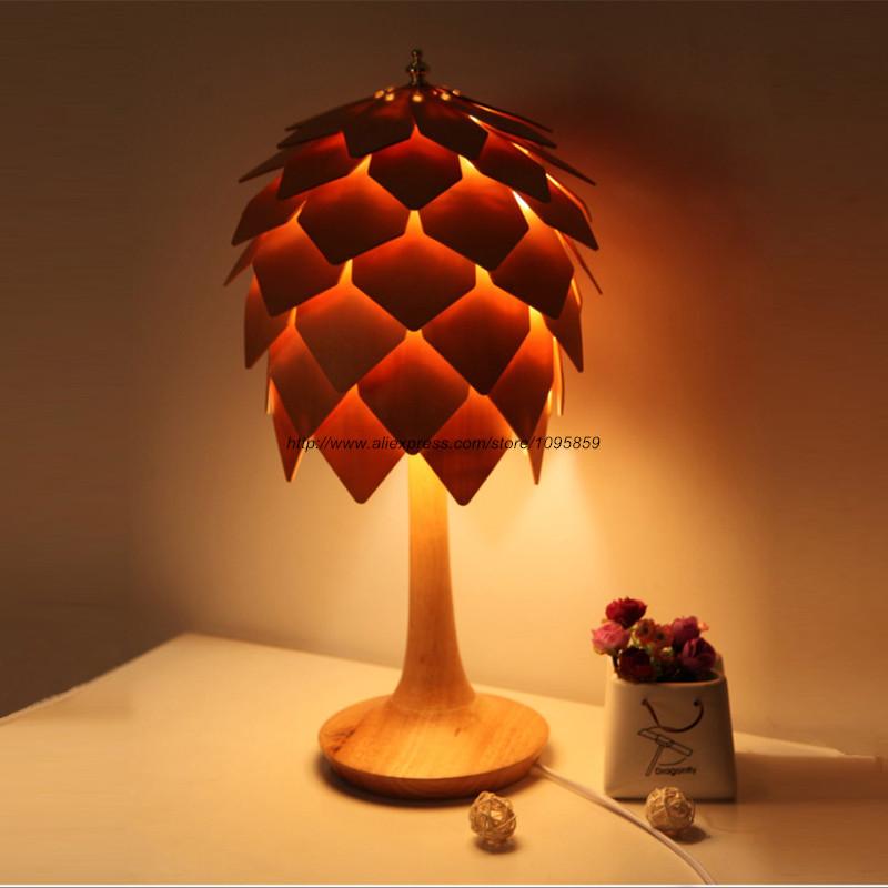 온라인 구매 도매 소나무 램프 테이블 중국에서 소나무 램프 ...