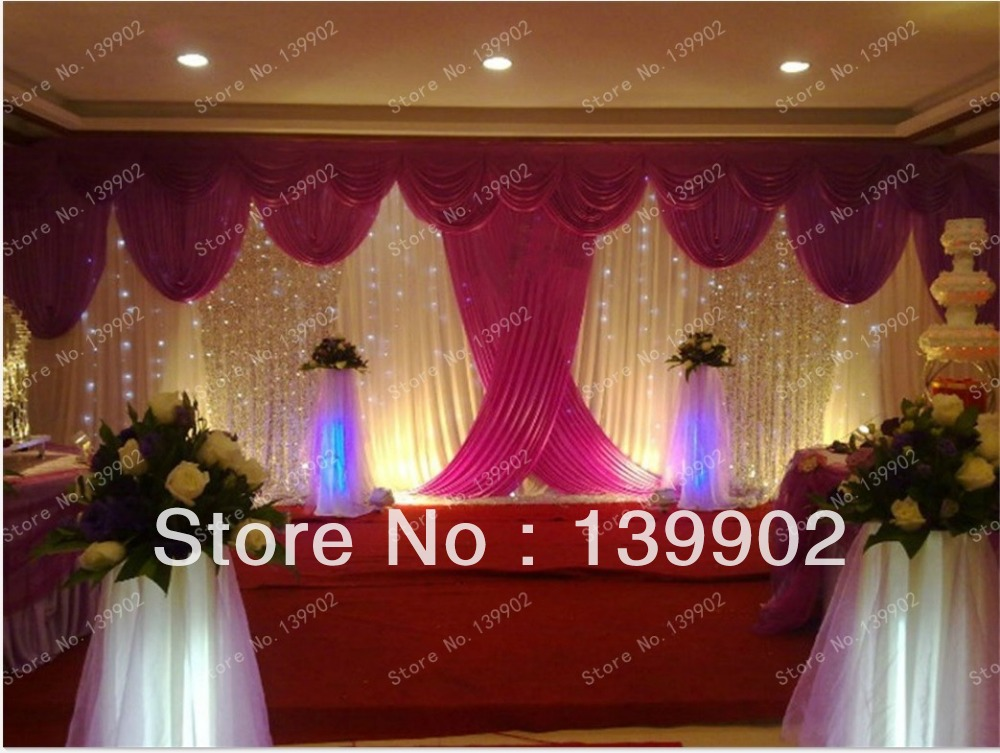Buy wedding stage decoration wedding backdrop beatiful for Background stage decoration