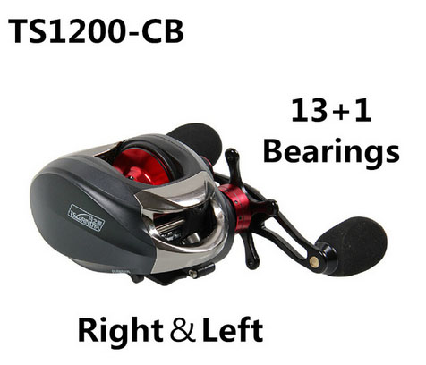Hot Sale Super Technology Trulinoya Fishing Reel MX1200 14 Ball Bearings 198g Carp Fishing Casting Wheel Black Left &amp; Right Hand<br><br>Aliexpress