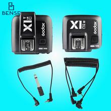 Buy Godox X1C HSS 2.4G Wireless Flash Trigger Canon 580EXII YN 600EX RT TT685C TT685 TT600 for $85.00 in AliExpress store