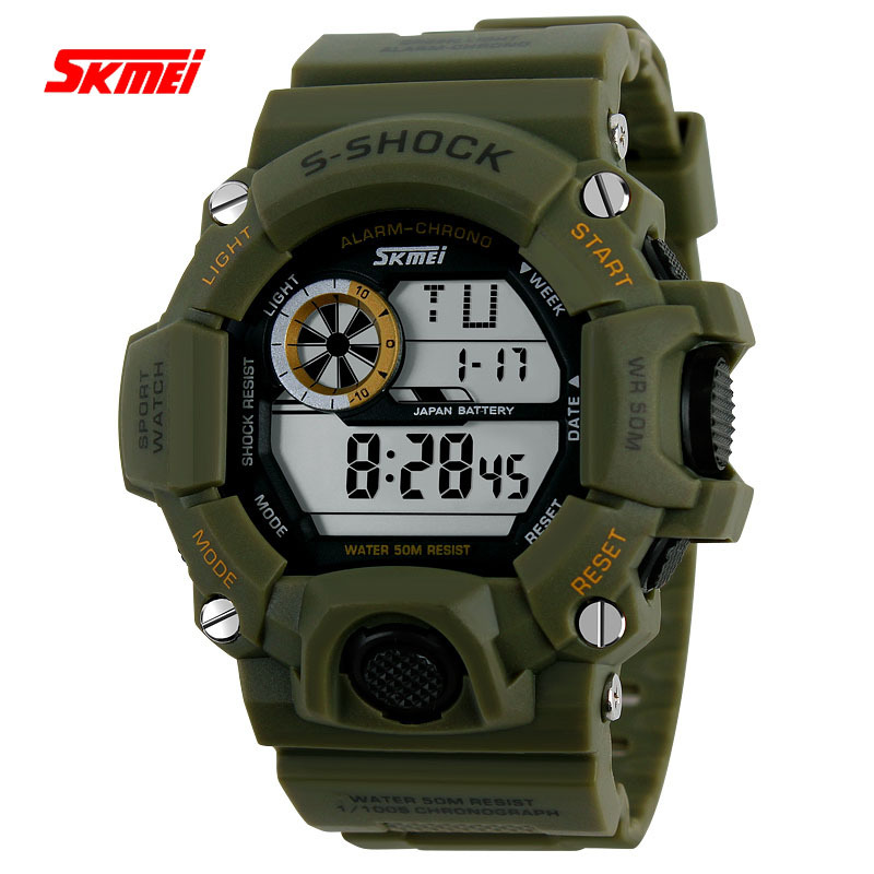 2014 new men military watch sports watches digital quartz Chronograph jelly silicone swim dive watch 4colors free ship(China (Mainland))