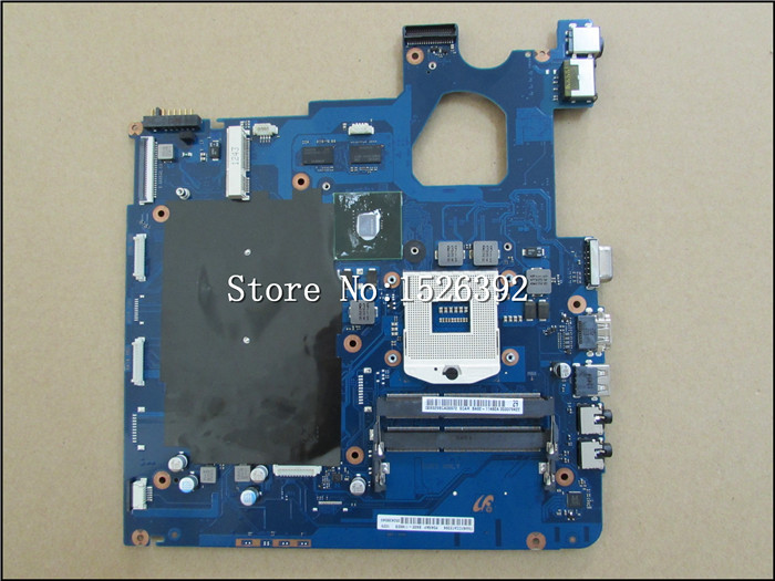 Free shipping for Samsung NP300E5X laptop motherboard BA92-11482A BA92-11482B 100% fully tested(China (Mainland))
