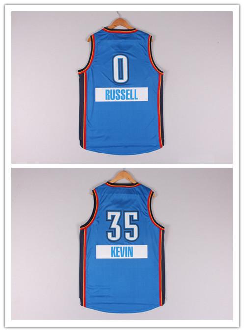 ,2014 Christmas Oklahoma City Durant Westbrook basketball jerseys,new fabric,Printed logos,high quality,s - Amy Life Store store