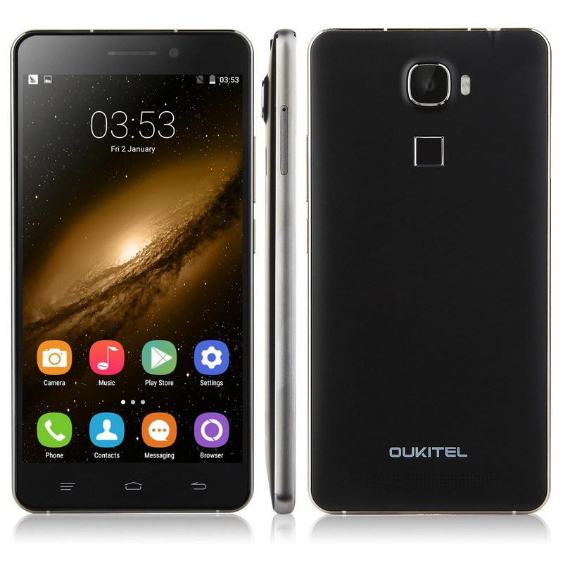 Оригинальный Oukitel вселенная нажмите U8 Oukitel U8 телефон 5.5 дюймов HD 2 г оперативной памяти 16 г ROM MTK6735 64bit четырехъядерных процессоров андроид 5.1 13MP отпечатков пальцев