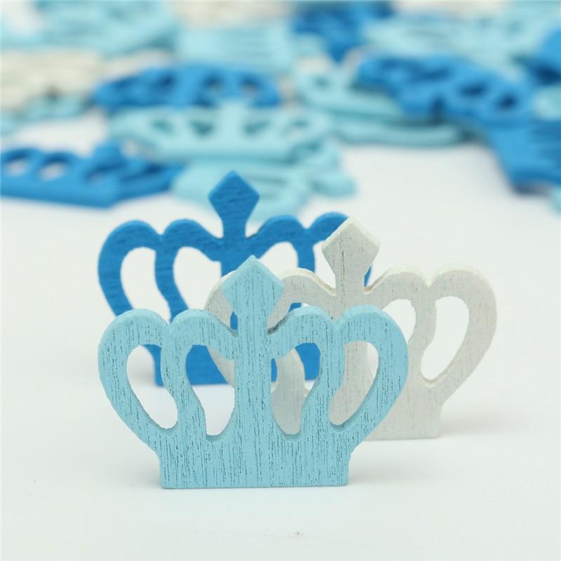 50Pcs Mini Wooden Sea Crown Hollow Out <font><b>Nautical</b></font> Handmade DIY Craft Scrapbooking Embellishment <font><b>Decoration</b></font> Small Items