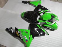 Buy ABS Fairing Kit KAWASAKI Ninja ZX10R 04 05 ZX 10R 2004 2005 zx10r 04 05 Green black Motorcycle Fairings set+7gifts KA04 for $343.17 in AliExpress store