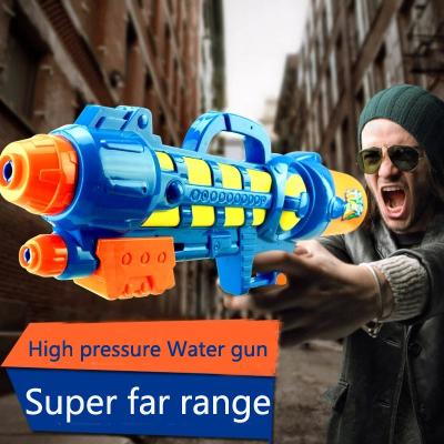 Plastic Toys Big Toy Water Gun Pistol Inflatable Pressure Gun Shooting Squirt Nerf Water Bullet Outdoor Fun Sports Summer Beach(China (Mainland))