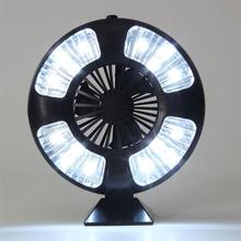 Buy camping light Mini fan 2 1 LED L Tent Hiking Fishing Camping Light cycling Outdoor Indoor for $4.82 in AliExpress store