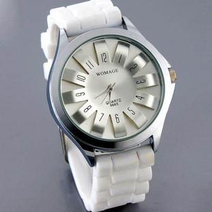 holiday sale Cheap Price Geneva Silicone Watch women ladies fashion dress quartz wrist Watch GW-17  CQT<br><br>Aliexpress