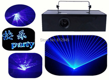 2W single blue big animation laser stage lighting(China (Mainland))