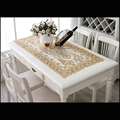 PVC Printed flower Tea table cloth Table cloth Dining table Coffee Table cover