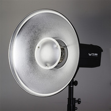 High Quality 42cm 16.54″ Silver Beauty Dish With Bowens Mount Photo Studio Accessories Hot Selling