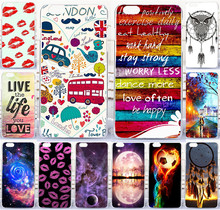 Colorful PC Phone Case Capa For iPhone6 6s Plus Cases Covers Shell For iPhone 6 6s Plus Cases (isn't for iphone6 4.7 inch )