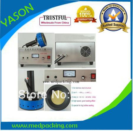Induction Aluminum Foil 120mm Vacuum Sealer Cap Sealing Aluminium Foil Sealing Machine 120mm(China (Mainland))