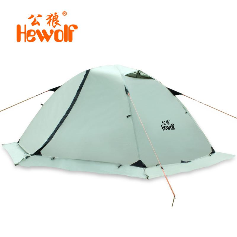 Туристическая палатка Hewlof 2