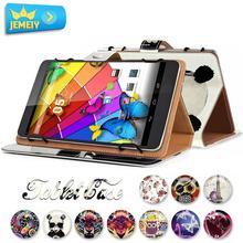Print Leather Universal Cover For Cube talk 10 talk10 u31gt / Cube Talk 9x Case Wallet Flip Adjustble Tablet Bag Skin Large Size