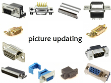 """[VK] DBE25STF179C DSUB 25 F WW .585 inch"""" CLIN G TI Connectors - VICKO (HK store ELECTRONICS TECHNOLOGY CO LIMITED)"""