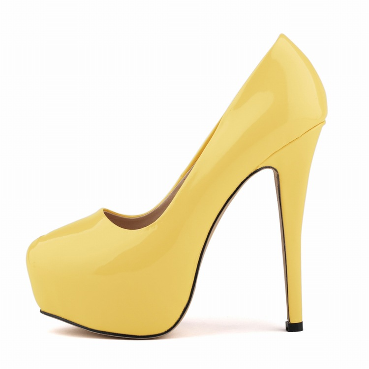 Large Size 40-42 Women Pumps Nightclub High Heels Shoes Waterproof Sapatos Femininos Fashion Summer Tenis Wedding Shoes 14cm