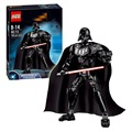1PCS Batman STAR WAR super heroes building blocks figures city weapons original toys accessories lepin Minifigures POGO 548