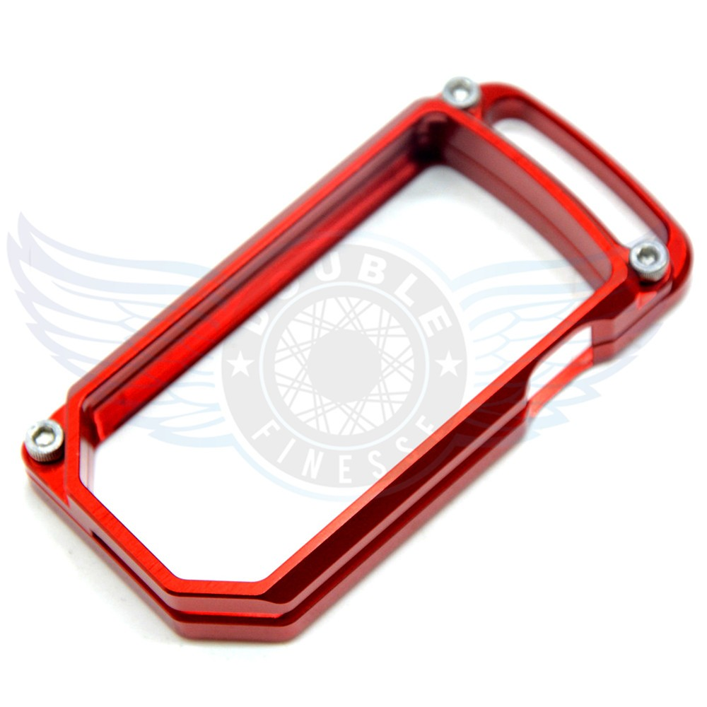 2016 new style Motorcycle Accessories CNC Billet Aluminum Key Remote Cover Case Red For DUCATI DIAVEL MULTISTRADA MTS 1200 AMG