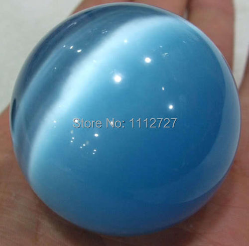 2014 new Blue Mexican Opal Sphere charming Crystal Ball/jasper Beads Jewelry Natural Stone BV310 Wholesale Price(China (Mainland))