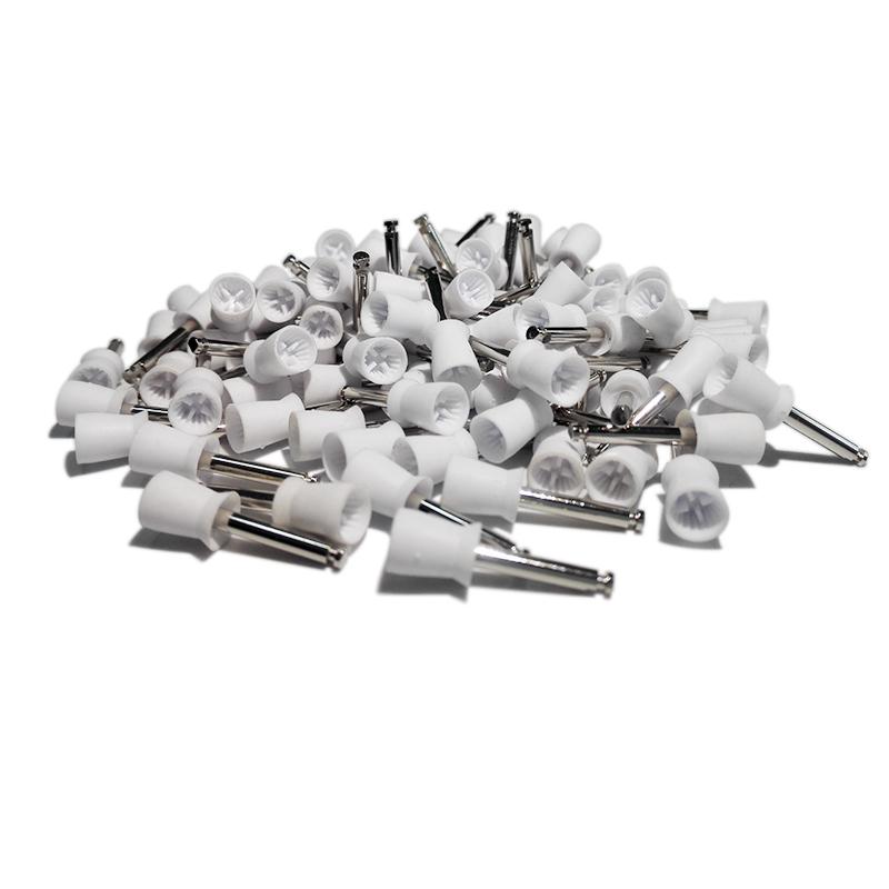 High Quality 100pcs/bag Dental Materials Used in Dental Polishing Cup Dental Bending Machine Free Shipping(China (Mainland))