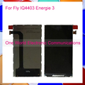 One World 1pcs lot High Quality For Fly IQ4403 Energie 3 IQ LCD Display Screen Replacement
