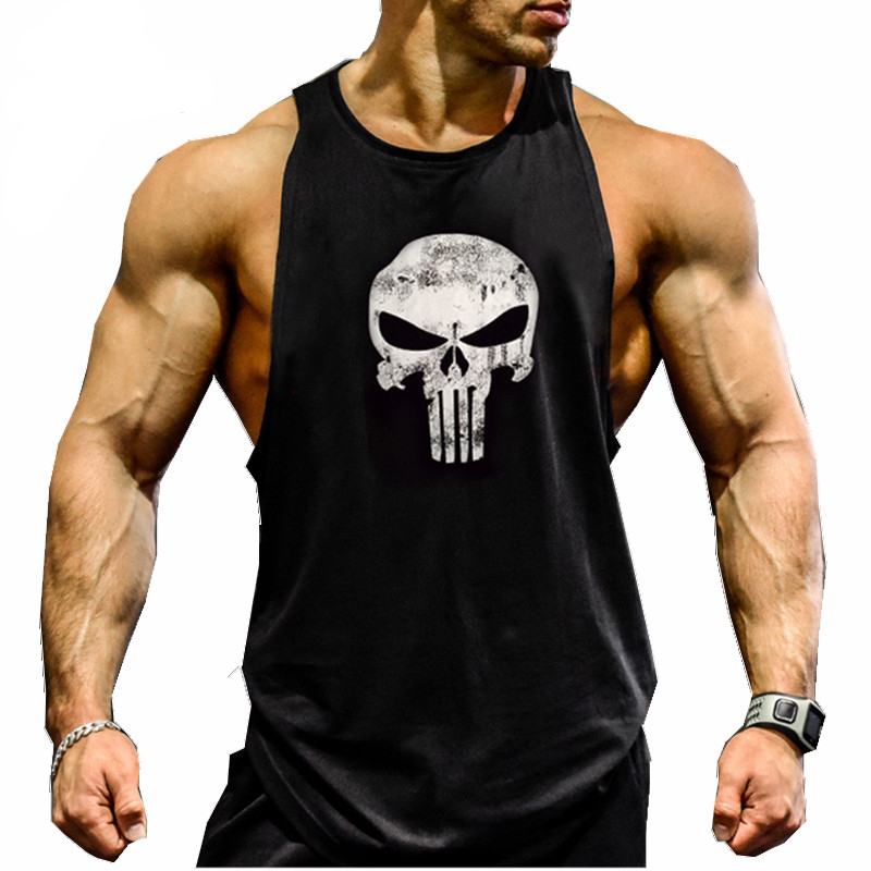musculation!2016 gym vest bodybuilding clothing and fitness men undershirt tank tops tops golds gym men undershirt XXL(China (Mainland))