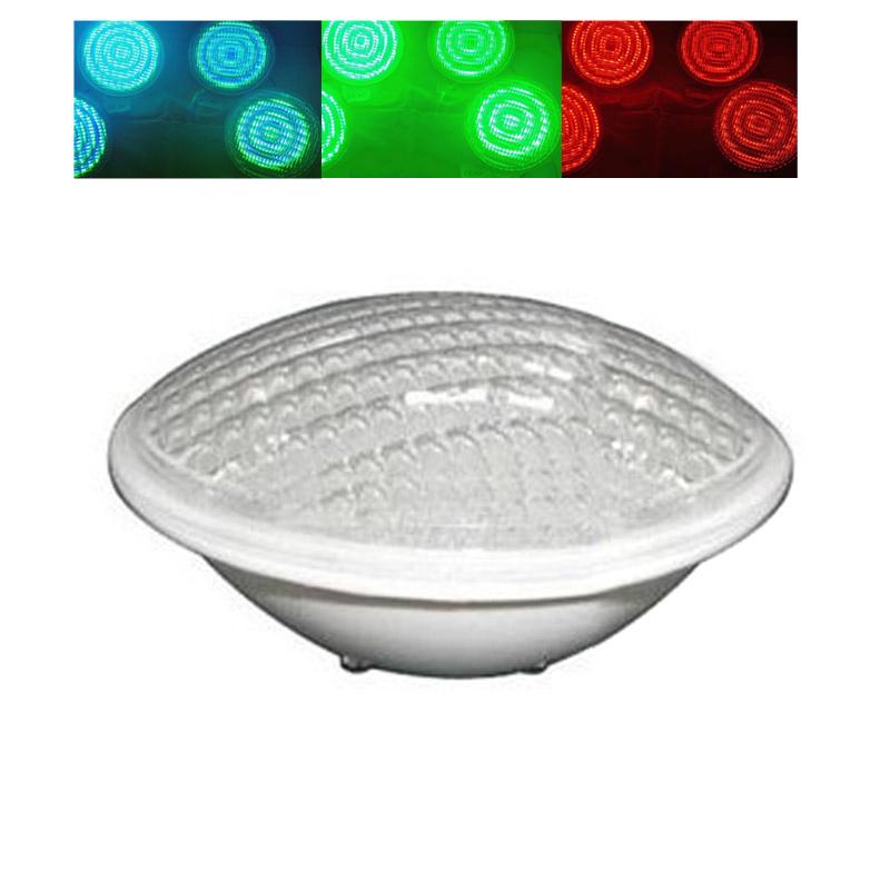 par56 led swimming pool light 24w 12v ip68 351led outdoor. Black Bedroom Furniture Sets. Home Design Ideas