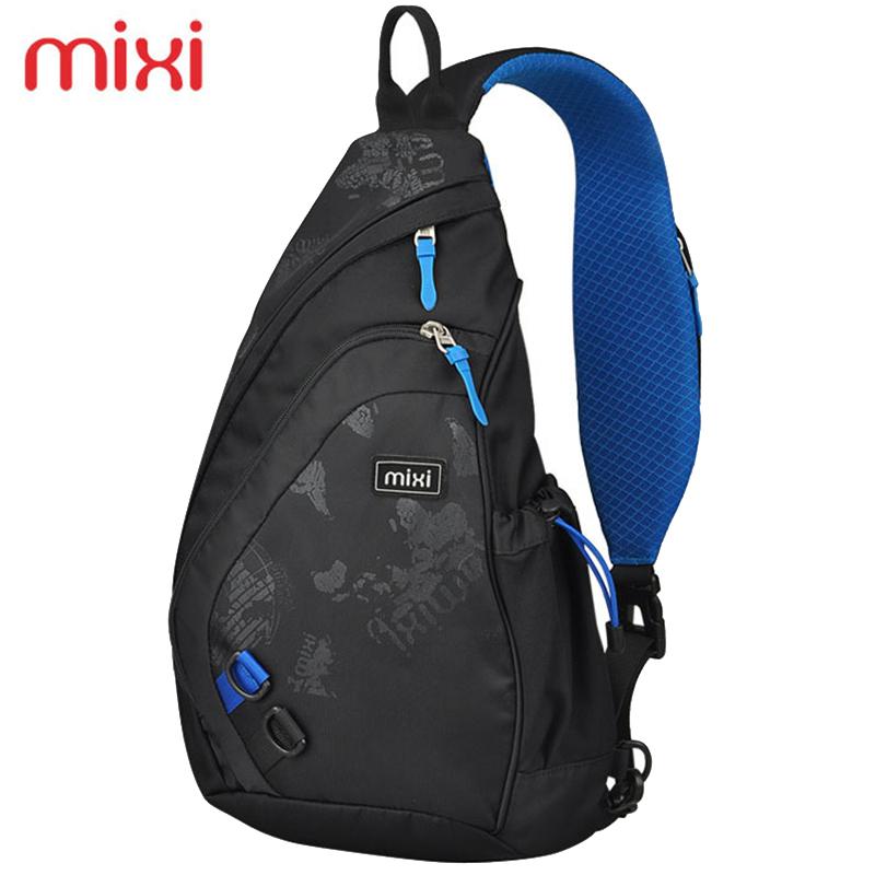 Mixi 2016 Fashion Crossbody School Bags for Boys Casual Messenger bag Outdoor Sport Shoulder Handbag(China (Mainland))
