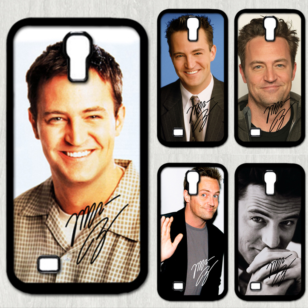 Matthew Perry fashion original cell phone Case cover for samsung galaxy S3 s4 S5 S6 S7 NOTE 2 / 3 / 4(China (Mainland))