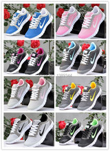 Men's & Women's Fashion Sneakers / flats / sport shoes breathable sneakers men shoes and women shoes with large size 36-48(China (Mainland))