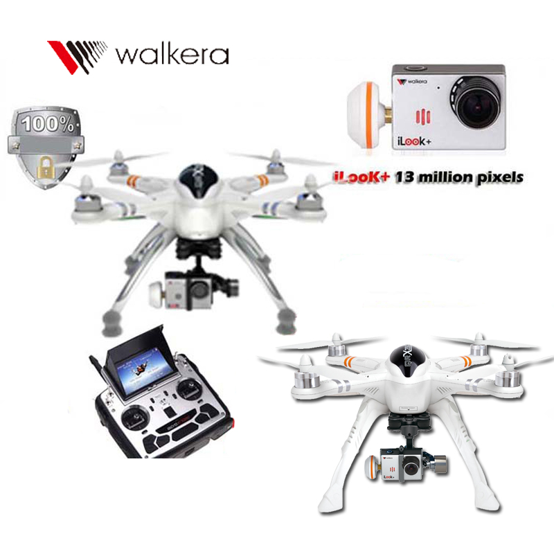 EMS Free Shipping Walkera Qr X350 Pro Drone 6ch Brushless Devo F7 F12E Transmitter RC Quadcopter iLook plus camera FPV VS H500<br><br>Aliexpress