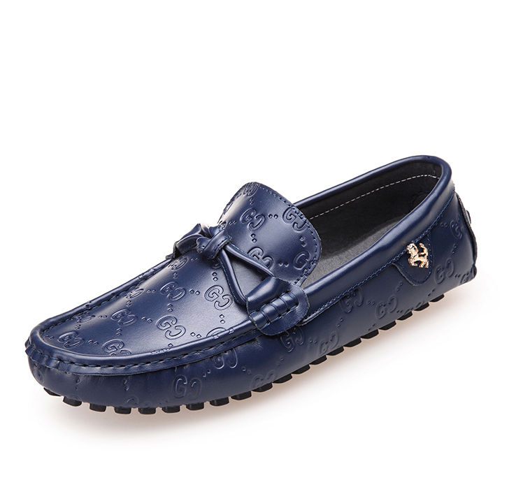 2015 Spring Men Shoes Fashion Mens Flats Casual Shoes Men Soft Genuine Leather Loafers Moccasin Sapatos Masculinos  45#<br><br>Aliexpress