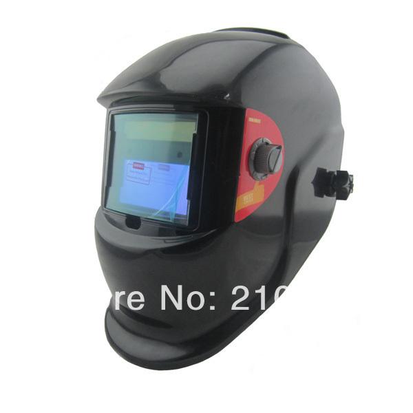 Solar Auto darkening welding/polish/grinding helmet/face mask/welding mask/cap for the welding machine and plasma cutting tool(China (Mainland))