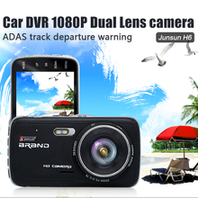 Junsun Car DVR Camera AIT8428P Dash Cam 1080P 3 0 Video Recorder Registrator G Sensor Night