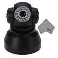 TENVIS Smart Wireless 720P Pan Tilt IP Camera IR 10M Night Vision 80 Degree Alarm Monitor