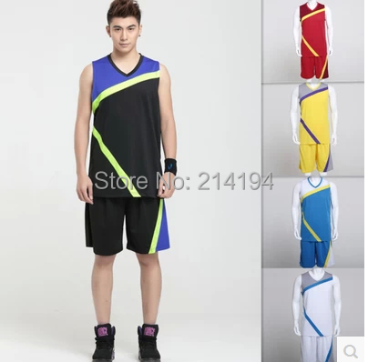 Package mail basketball male high-grade wear suits clothing vest men's team absorbent quick dry fabrics printed words - Online Store 214194 store