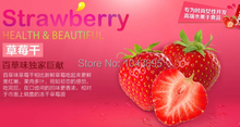 Candours dried fruit preserved strawberry 100g x2 for bags flavor dried strawberries