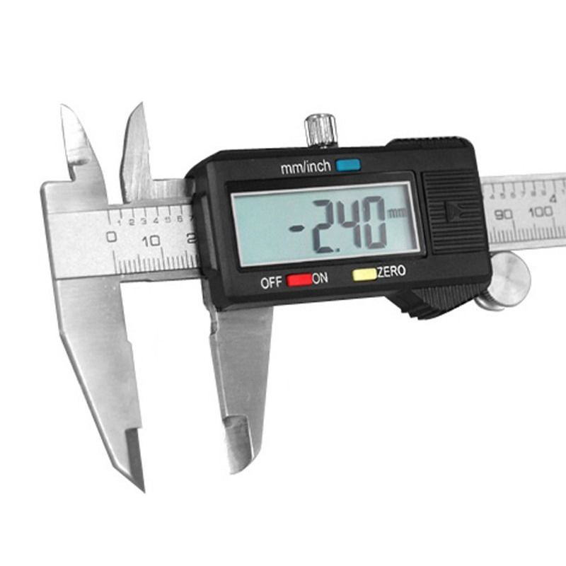 Electronic digital vernier caliper 0-150mm 6 with LCD display<br><br>Aliexpress