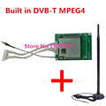 Built in DVB T MPEG4 Digital TV Module for my shop car dvd player Radio Stereo
