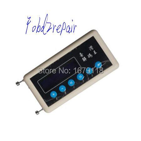 Fobd2repair 1pc 433mhz car remote code duplicator garage remote control decoder 433mhz remote key code detector(China (Mainland))