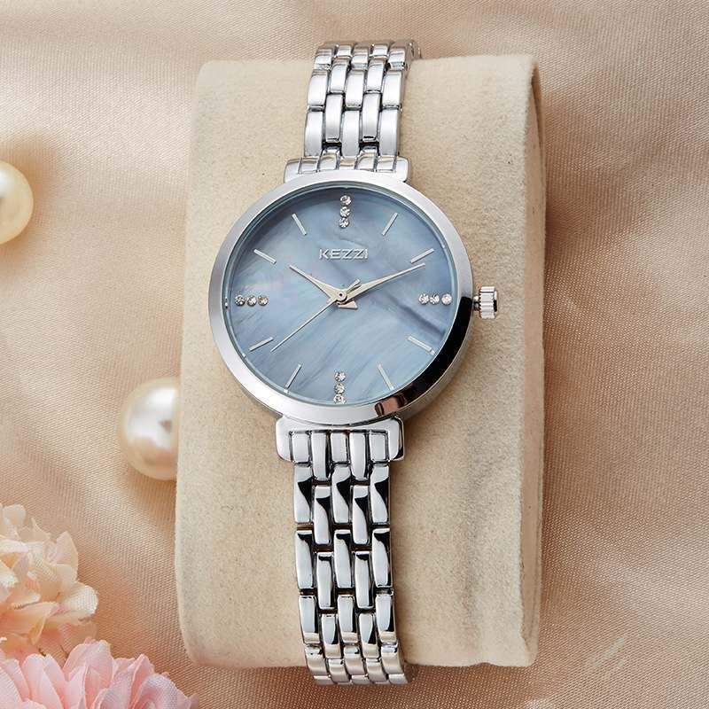 font b 2016 b font New Brand Gold Crystal Casual Quartz Watch Women Metal Mesh