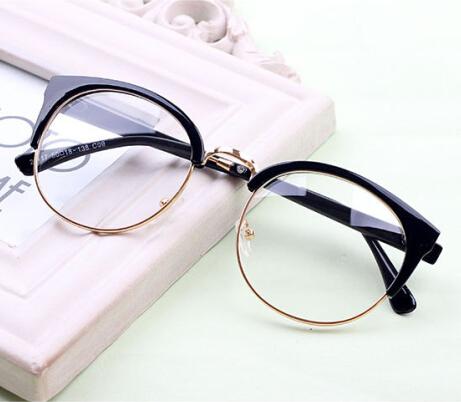 Fashion Eyeglasses Wholesale Women and Men Classic Design Optical Glasses Frame for Prescription Glasses(China (Mainland))