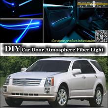 interior Ambient Light Tuning Atmosphere Fiber Optic Band Lights Cadillac SRX Inside Door Panel illumination (Not EL light) - CHEN'S TUNING HOUSE store