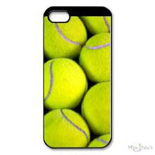 Yellow Green Tennis Balls Protector back skins mobile cellphone cases for iphone 4/4s 5/5s 5c SE 6/6s plus ipod touch 4/5/6