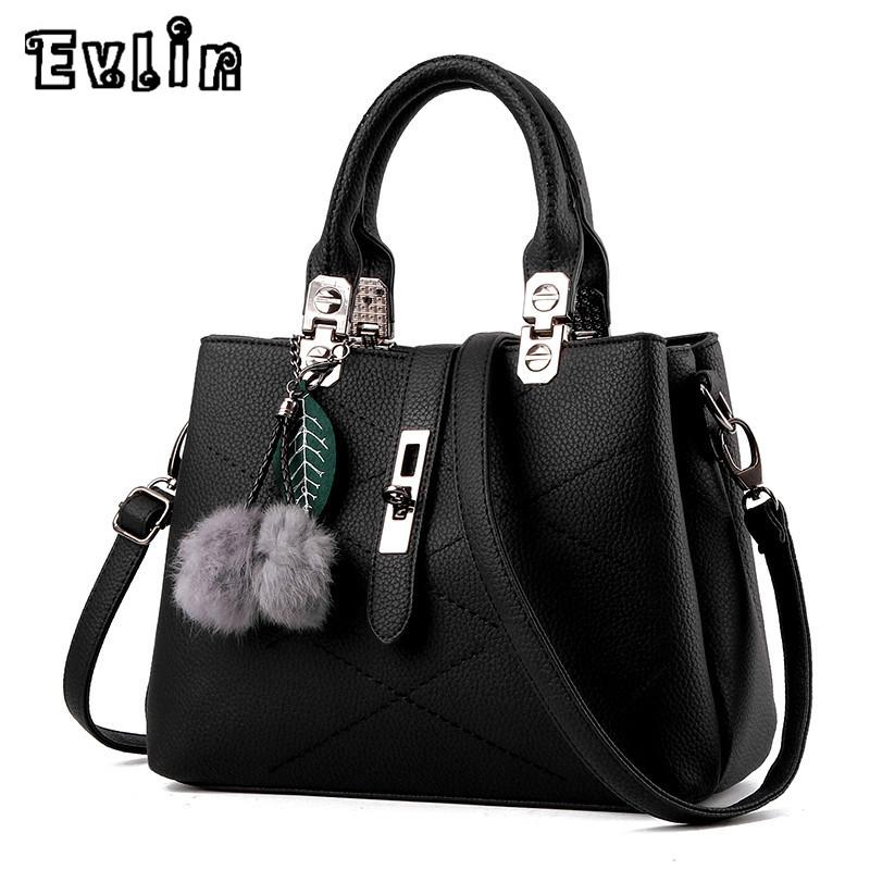 EVLIN Brand 2016 Short Handle Hot Sale Lady Shoulder Bags Fashion Women Leisure Handbag Big Black Blue Pink Tote Bag WT-27(China (Mainland))