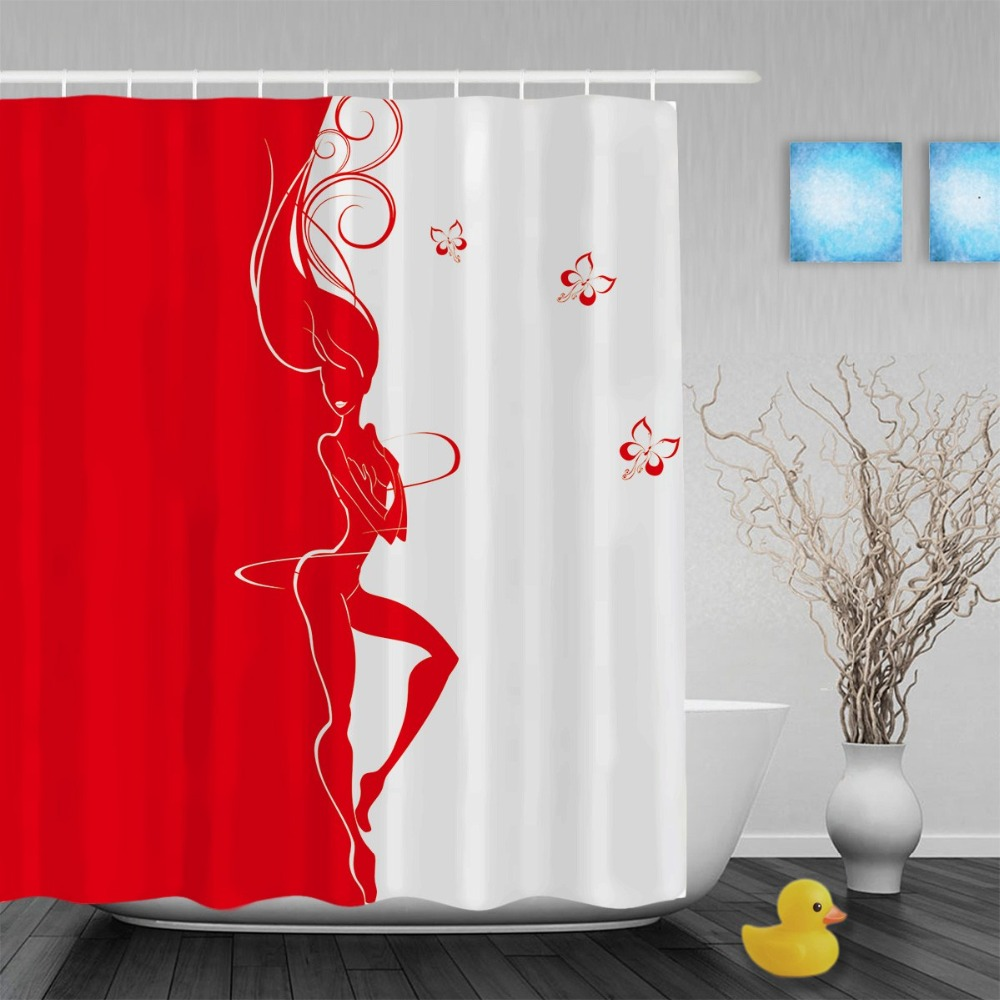 Adult curtain shower think, that
